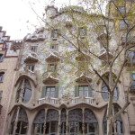 antoni gaudi in barcelona