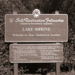 lake shrine in pacific palisades