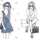 blogger's portrait #2 : into the fold