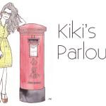 header design : kiki's parlour