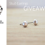 stud earrings giveaway