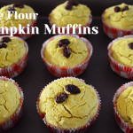 pumpkin muffins – no egg, no butter