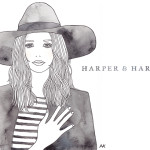 blogger's portrait #6 : harper and harley