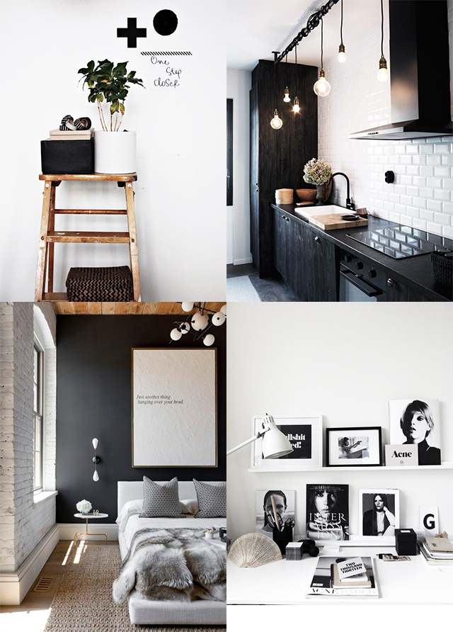 interior inspiration board