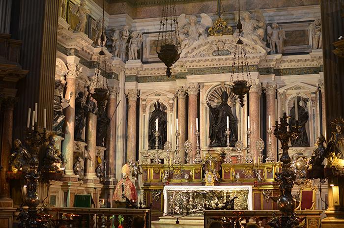 church in napoli