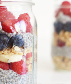 mason jar breakfast