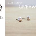 stud earrings giveaway