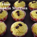pumpkin muffins – no egg, no butter