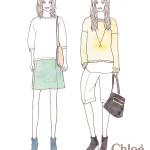 resort 2014 : chloé