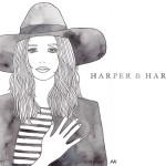 blogger's portrait #6 : harper and harley